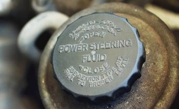 HPS steering fluid cap
