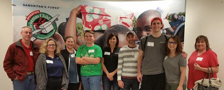 Operation Christmas Child FST Group